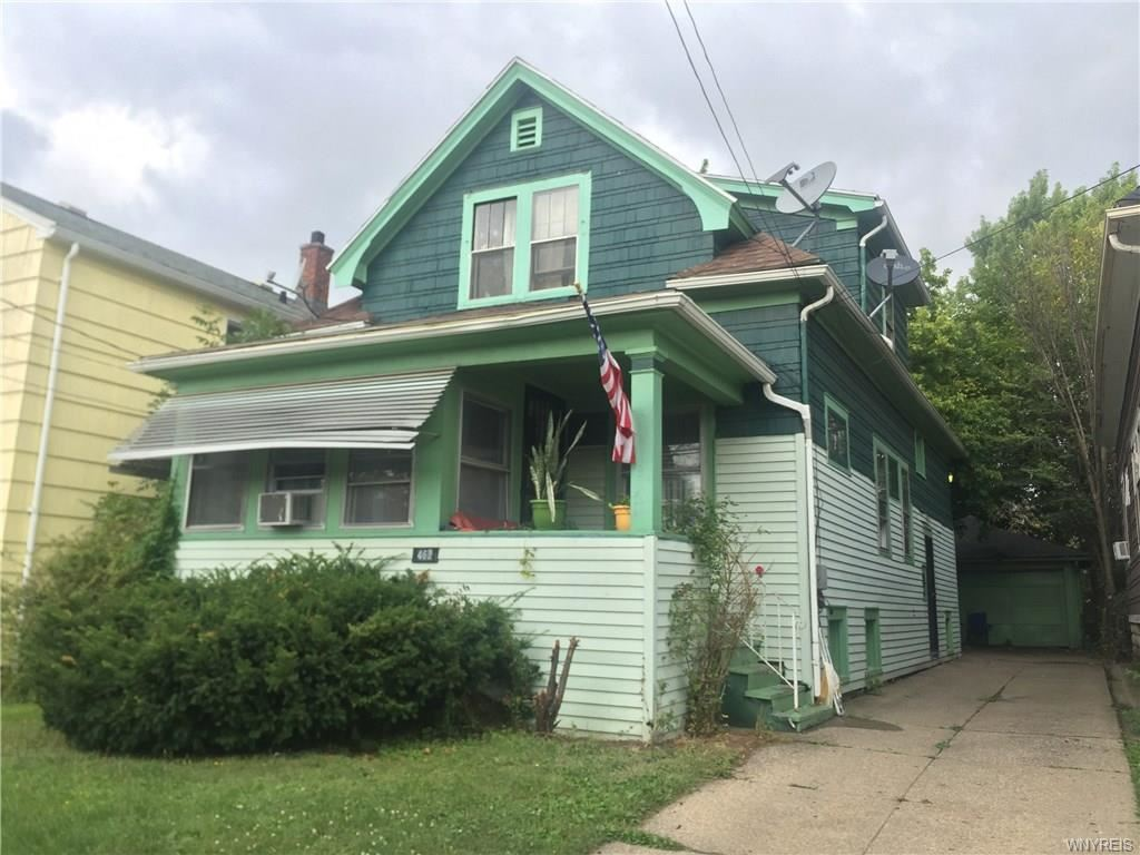 FOR SALE: Attractive two-family home in University District!