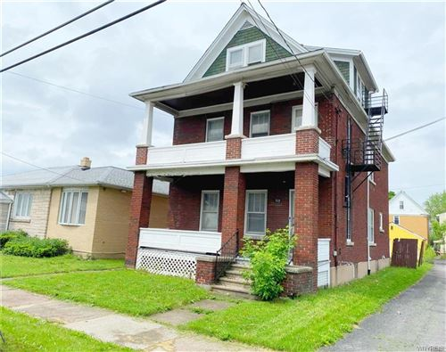 FOR SALE: Solid brick 3-unit investment opportunity in Niagara Falls
